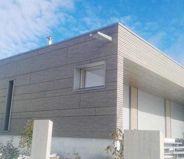 Maison en bois contemporaine Cévennes