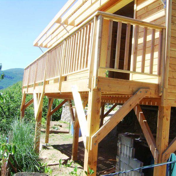 Maison Ossature Bois Le Vigan