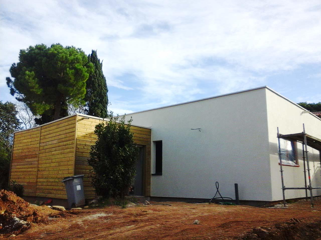 maison ossature bois montpellier boiseco construction