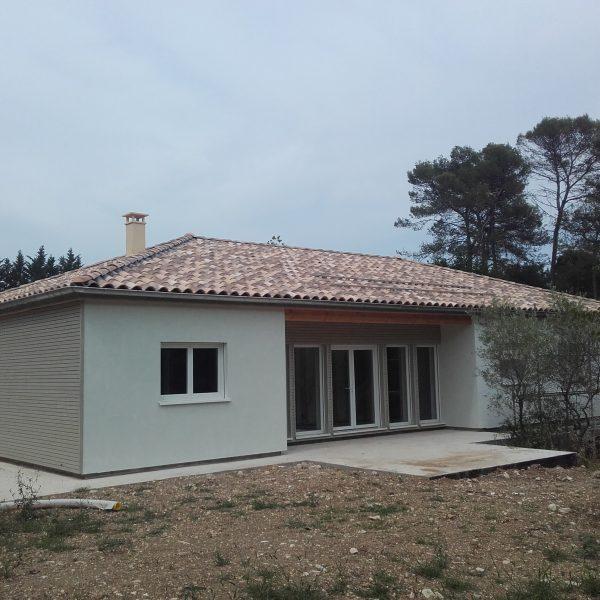 Maison ossature bois Alès