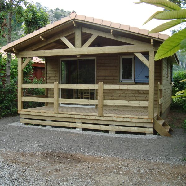 Chalet HLL Camping
