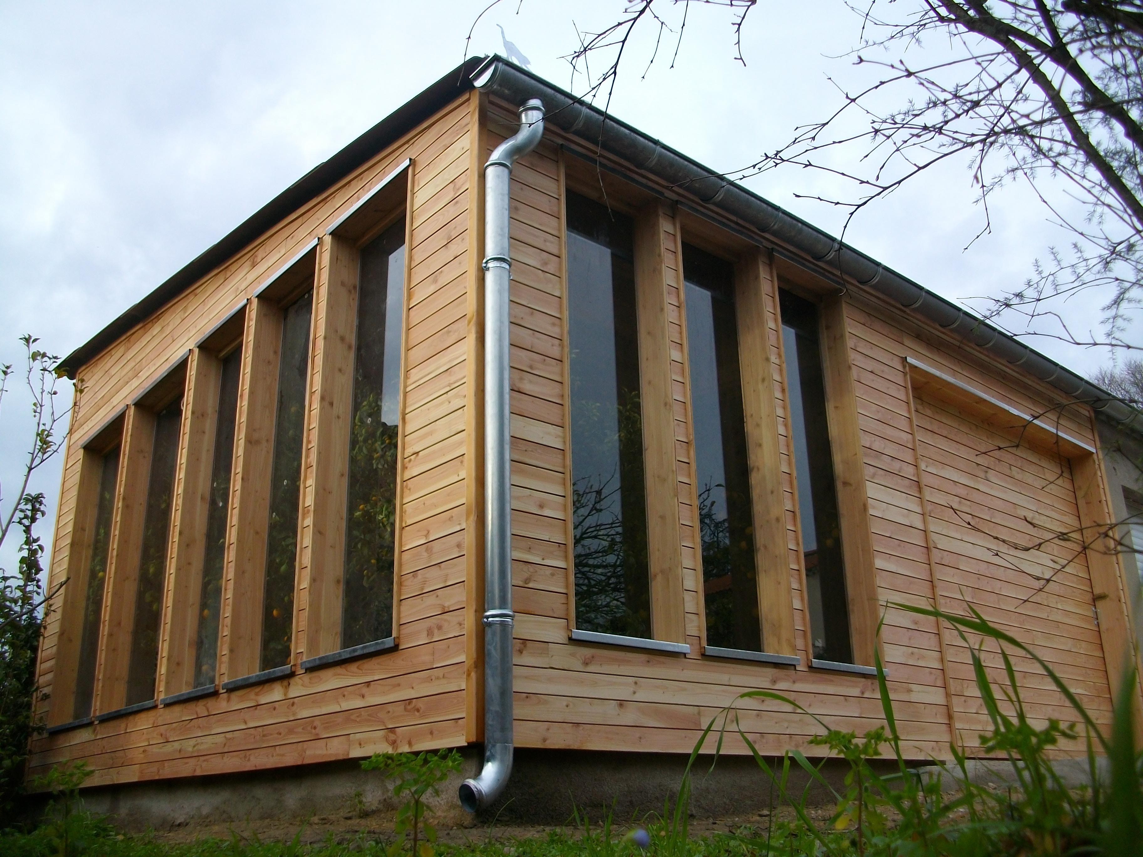 extension ossature bois boiseco construction maisons a ossature bois. Black Bedroom Furniture Sets. Home Design Ideas